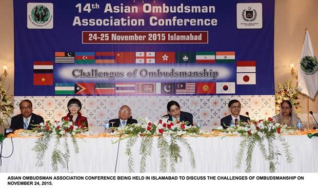 Le Vietnam a la 14e conference de l'Association de l'Ombudsman d'Asie (AOA) hinh anh 1