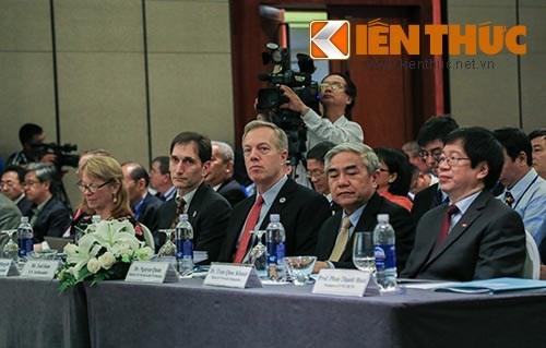 Vietnam- Etats-Unis: cooperation accrue dans les sciences et technologies hinh anh 1