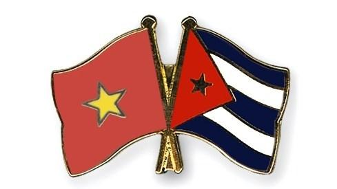 Felicitations pour le 55e anniversaire des relations diplomatiques Vietnam-Cuba hinh anh 1