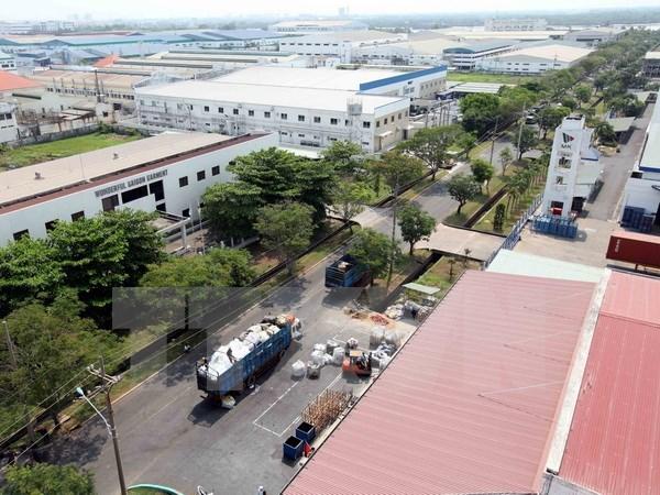 Ho Chi Minh -Ville vise une croissance economique de 8% l'annee prochaine hinh anh 2