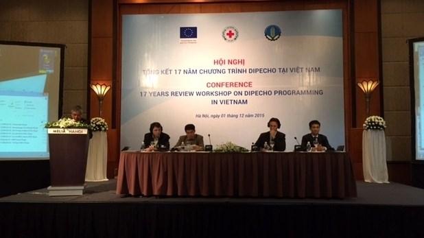 Preparation aux catastrophes : bilan de 17 annees du Programme DIPECHO au Vietnam hinh anh 1