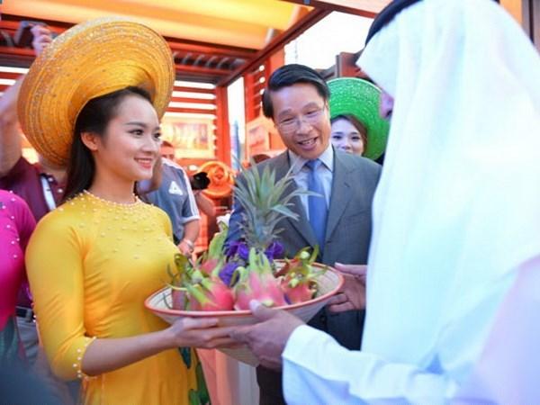 La Semaine culturelle et gastronomique du Vietnam aux EAU hinh anh 1
