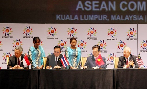La communaute socio-culturelle de l'ASEAN s'oriente vers l'homme hinh anh 1