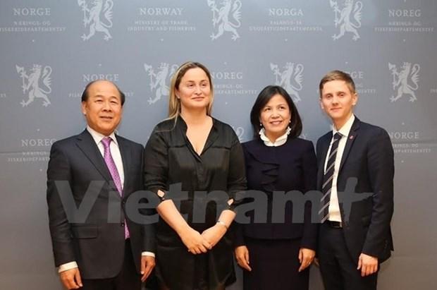 Vietnam et Norvege intensifient leur cooperation dans la navigation maritime hinh anh 1