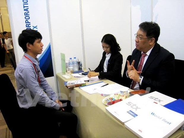 Fete de recrutement des talents R. de Coree-Vietnam 2015 hinh anh 1