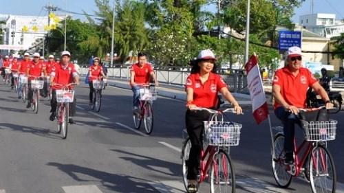 1.800 velos pour des enfants demunis vietnamiens hinh anh 1