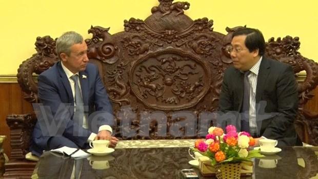 La Russie considere le Vietnam comme une porte d'entree vers l'ASEAN hinh anh 1