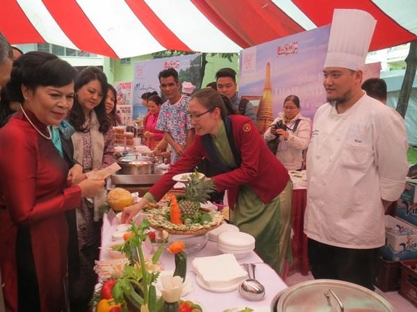 Le 3e Festival gastronomique de l'ASEAN a Hanoi hinh anh 1