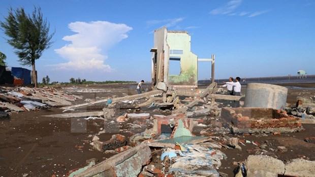 Changements climatiques : 6,3 millions de personnes seront touchees dans le Delta du Mekong hinh anh 1
