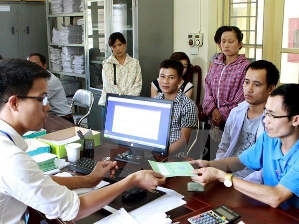 Le porte-parole de l'Assurance sociale du Vietnam sera son directeur general hinh anh 1