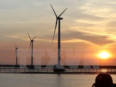 Bientot l'inauguration de la phase II du Parc eolien de Bac Lieu hinh anh 1