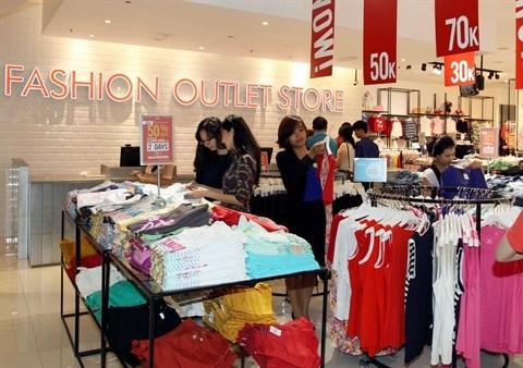 Le commerce de detail est de plus en plus chaud a Ho Chi Minh-Ville hinh anh 1