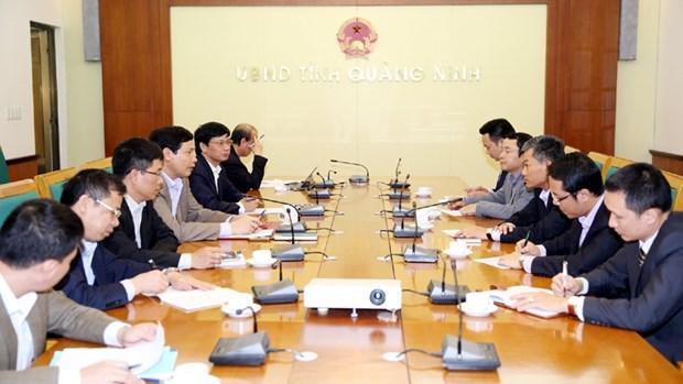 Quang Ninh construira un Centre d'echange culturel et de cooperation internationale hinh anh 1
