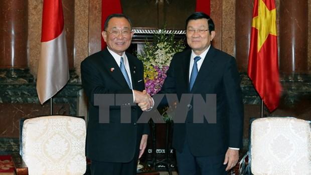 Les dirigeants vietnamiens plaident pour le partenariat strategique Vietnam-Japon hinh anh 2