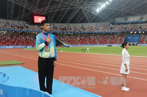 ASEAN Para Games 8 : 16 records pour le Vietnam hinh anh 1