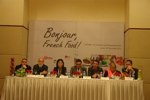«Bonjour, French Food !» s'invite au Vietnam hinh anh 1