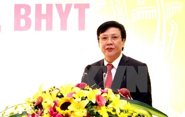 Prix de la presse nationale sur la securite sociale et l'assurance sante hinh anh 1
