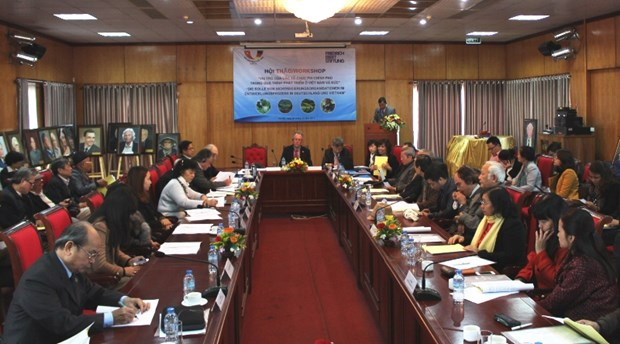 Le role des ONG dans le processus de developpement au Vietnam et en Allemagne hinh anh 1