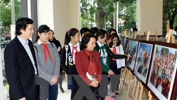 Fete culturelle Vietnam-Cuba a Ho Chi Minh-Ville hinh anh 1
