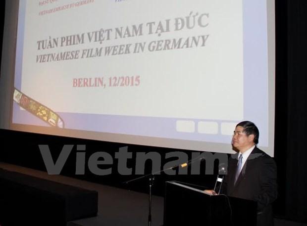 La Semaine de film vietnamien a Berlin hinh anh 1