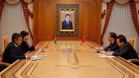 Vietnam - Turkmenistan: Renforcer la cooperation au developpement hinh anh 1