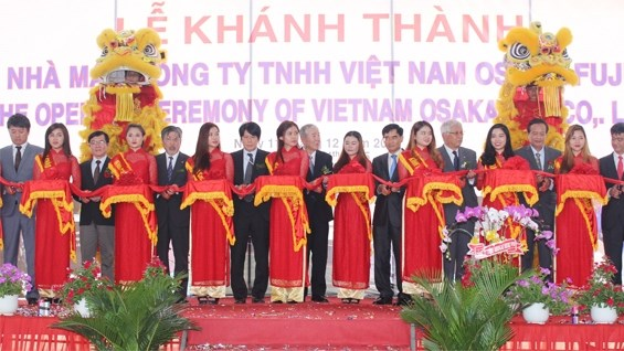 Dong Nai: Inauguration d'une usine japonaise specialisee dans l'industrie auxiliaire hinh anh 1
