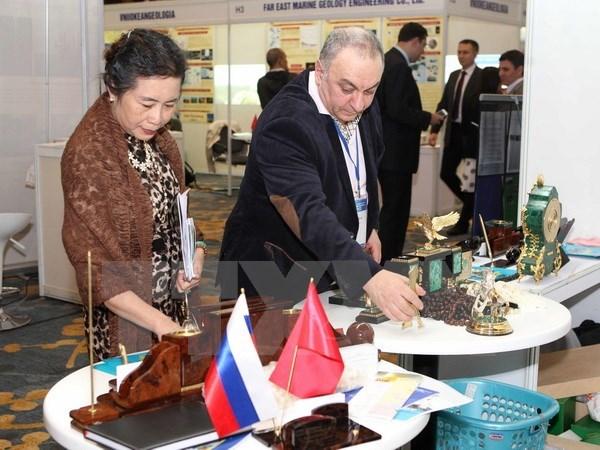 Forum d'affaires Vietnam-Russie hinh anh 1