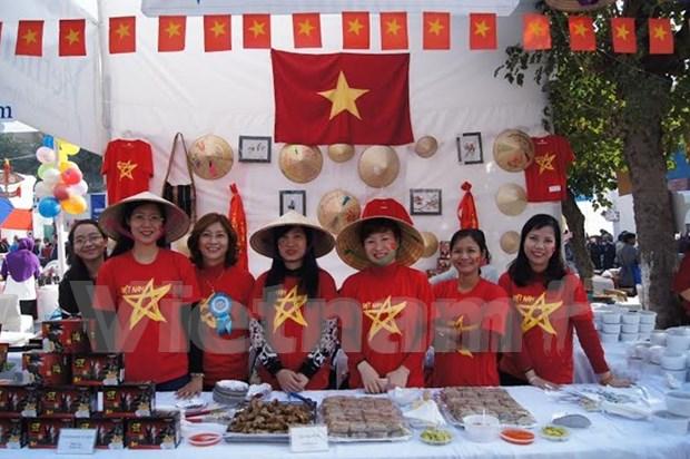 Le Vietnam present a la foire caritative internationale Bazaar en Inde hinh anh 2