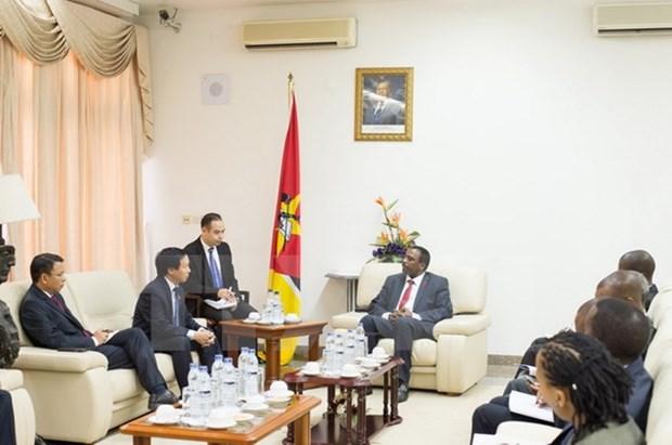 Vietnam et Mozambique renforcent la cooperation entre leurs organes legislatifs hinh anh 1