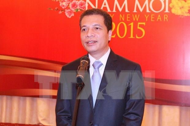 La Chine attache de l'importance au developpement de ses liens avec le Vietnam hinh anh 1