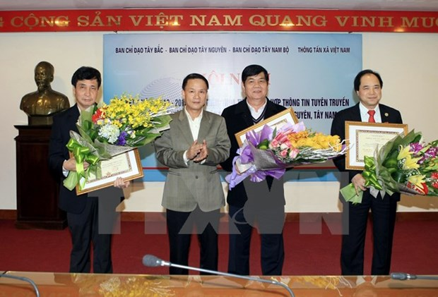 Coordination accrue entre la VNA et trois comites de pilotage regionaux hinh anh 2
