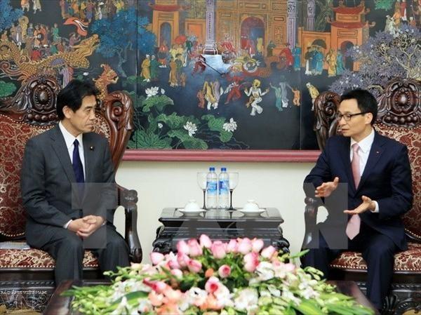 Le Vietnam considere le Japon comme son premier partenaire de long terme hinh anh 1