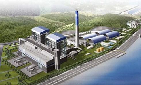 Investissement du groupe Toyo Ink dans la centrale thermoelectrique Song Hau 2 hinh anh 1