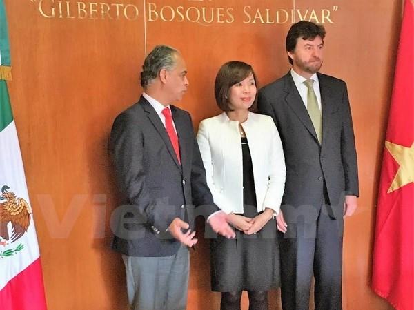 La Chambre des deputes du Mexique veut approfondir les relations avec le Vietnam hinh anh 1