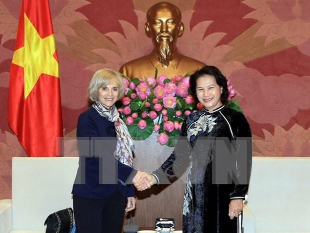 Le Vietnam souhaite renforcer son partenariat strategique avec la France hinh anh 2