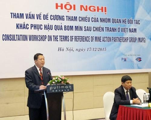 Deminage : le Vietnam mobilise des ressources nationales et internationales hinh anh 1