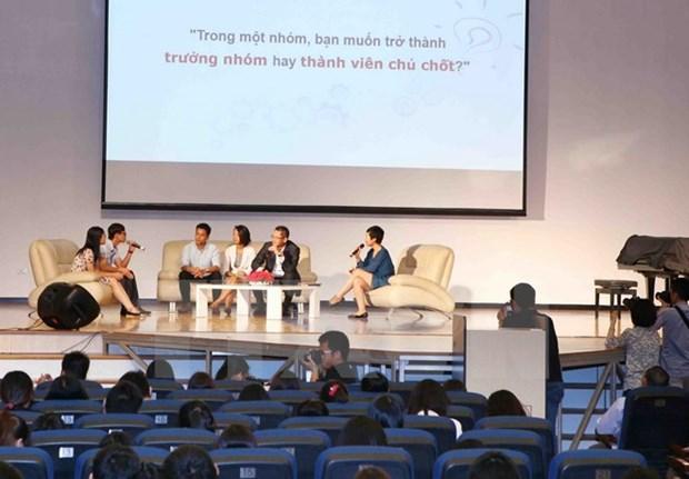 Forum des jeunes dirigeants vietnamiens 2015 hinh anh 1