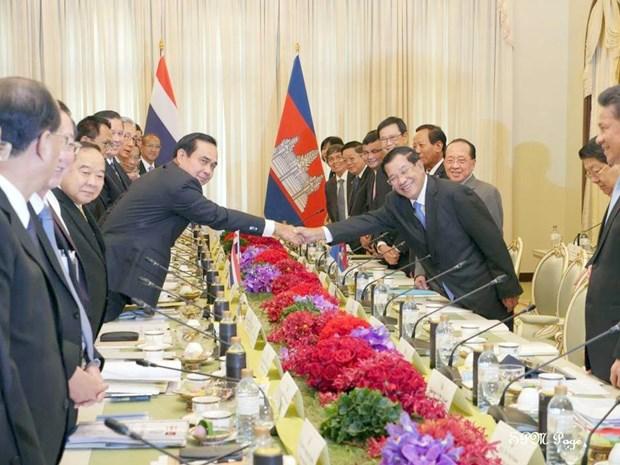 La Thailande et le Cambodge veulent tripler leur commerce bilateral hinh anh 1