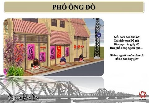 Cinq jours pour la «Memoire de Hanoi» hinh anh 1