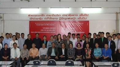 Le Vietnam soutient le Laos dans la formation de journalistes hinh anh 1
