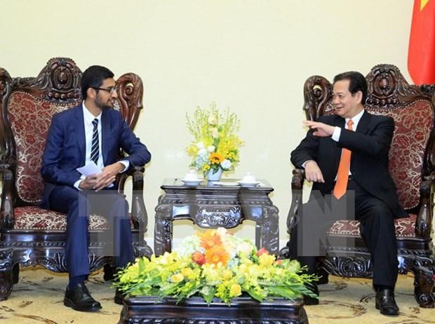 Google elargira sa cooperation avec les partenaires au Vietnam hinh anh 1