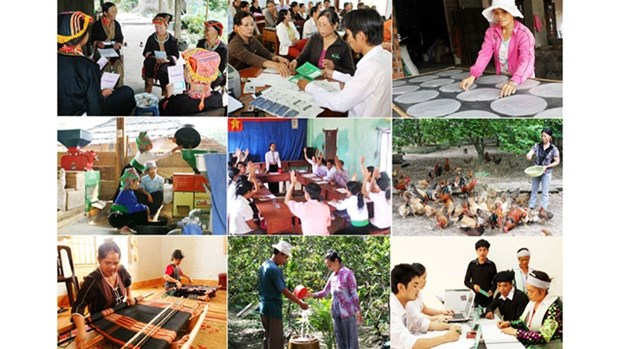Reviser les politiques de reduction de la pauvrete chez les minorites ethniques hinh anh 1