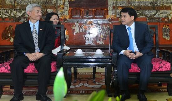 Hanoi favorise les activites des investisseurs thailandais hinh anh 1