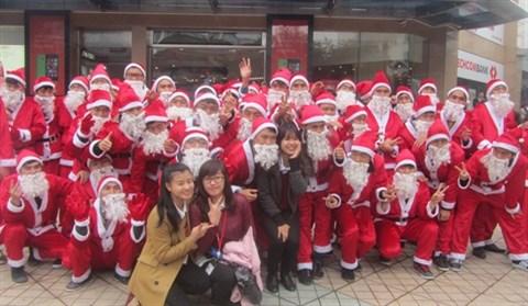 Ambiance de Noel dans les grandes villes hinh anh 1