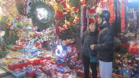 Ambiance de Noel dans les grandes villes hinh anh 2