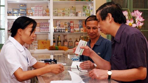 Le Vietnam participe activement a la lutte contre les medicaments contrefaits en Asie hinh anh 1