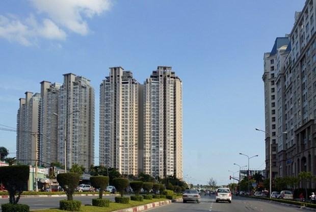 L'immobilier attire 2,32 milliards de dollars d'IDE en 2015 hinh anh 1