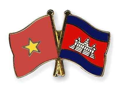 Nombre de constructeurs vietnamiens operationnels au Cambodge hinh anh 1