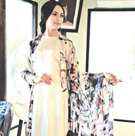 Collections de foulard en soie de Hoi An hinh anh 1