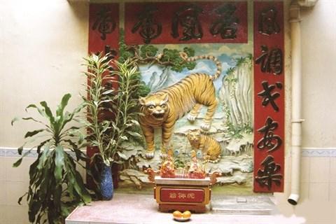 «Monsieur le Tigre» dans la culture du Sud hinh anh 1